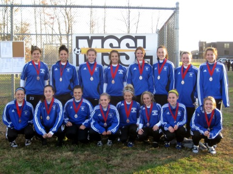 2007-2008 U17 Woodstown Eclipse II