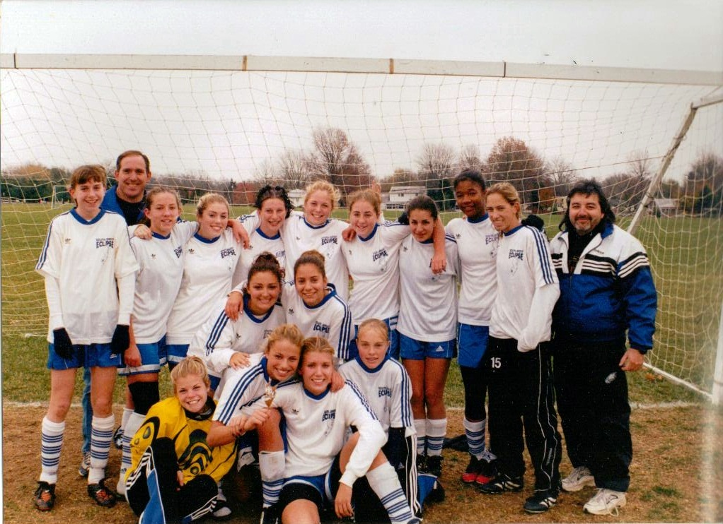 Pittsgrove Labor Day U15 Champions - 2000