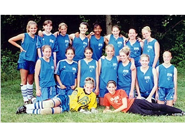 Kirkwood Girls Challenge Champions - June 2001