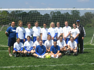2004-2005 Woodstown Eclipse