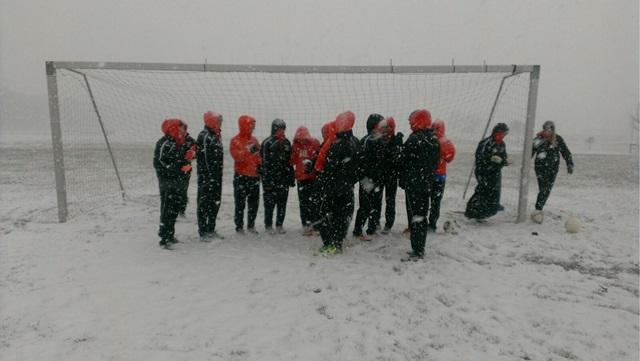 Snowday Practice